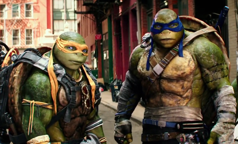 Recenze: Želvy Ninja 2 [Teenage Mutant Ninja Turtles: Out of the Shadows]
