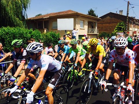 7. etapa L'Isle-Jourdain – Lac de Payolle Tour de France 2016