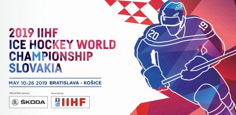 hokej mistrovství 2019